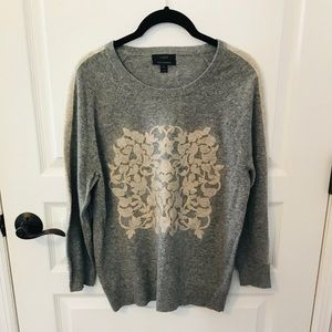 J. Crew Sweater with Cashmere
